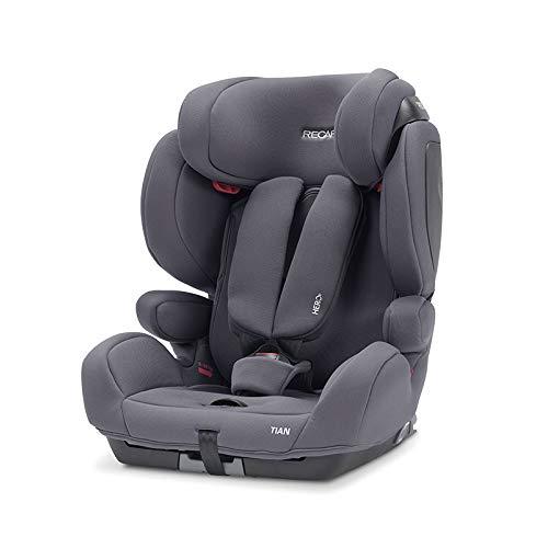 Recaro Kids, Kindersitz Tian, Autokindersitz (9-36 kg), Komfort und Sicherheit, Universaleinbau, Gruppe...