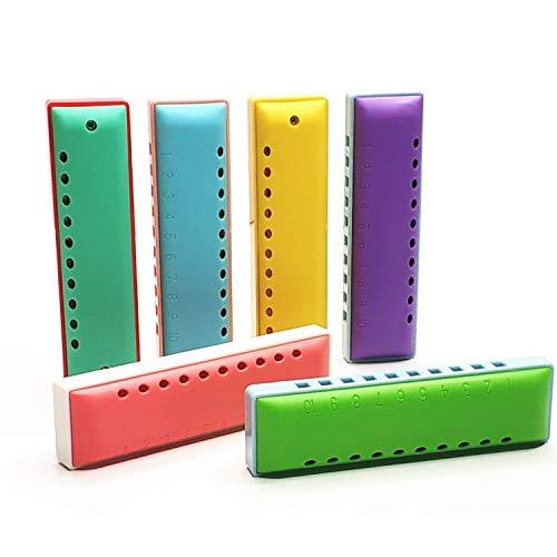 XIAONINGMENGDIAN Kinderharmonika zum Spielen von Musikinstrumenten, Spielzeug, einreihige...