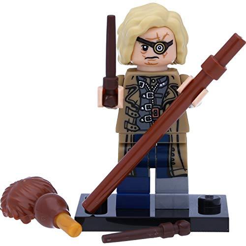 LEGO Harry Potter 71022 Sammelfiguren (#14 Alastor Mad-Eye Moody)
