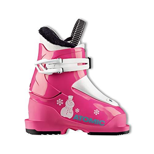 Atomic Unisex-Kinder ABO ATO All Mtain Inl Schneestiefel, Pink (Pink/White 000), 27 EU