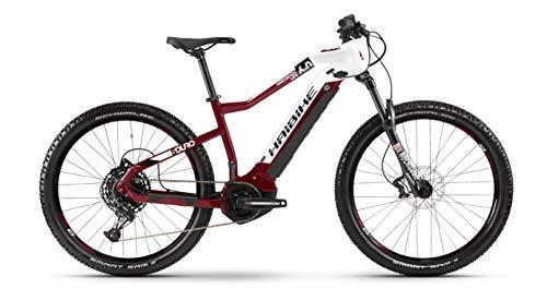 HAIBIKE SDURO HardSeven Life 6.0 Yamaha Elektro Bike 2020 (L/46cm, Tuscan/Weiß/Schwarz)