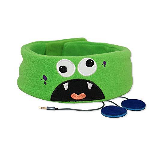 Snuggly Rascals (v.2) Kinder-Kopfhörer, Ultra-bequem, größenverstellbar und mit begrenzter Lautstärke...