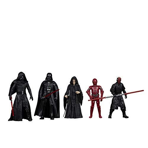 Star Wars Celebrate The Saga Spielzeuge Sith Action-Figuren Set 5er-Pack, 9,5 cm große Figuren zum...