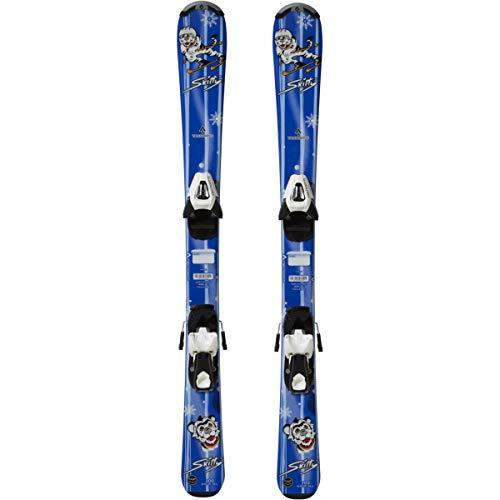 Tecnopro Kinder Ski-Set Skitty Jr. + N TC45 J75 Kinderski, Blau, 70