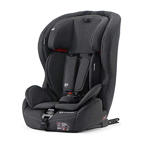 Kinderkraft Kinderautositz SAFETY FIX, Autokindersitz, Autositz, Kindersitz mit Isofix und Top Tether,...