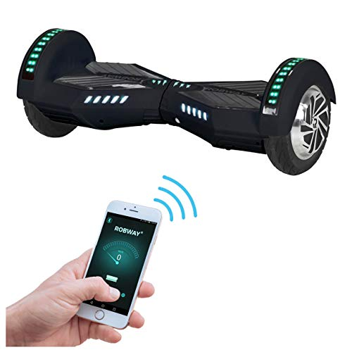 Robway W2 Hoverboard - Das Original - Samsung Marken Akku - Self Balance - 3 Farben - Bluetooth - 2 x 350...