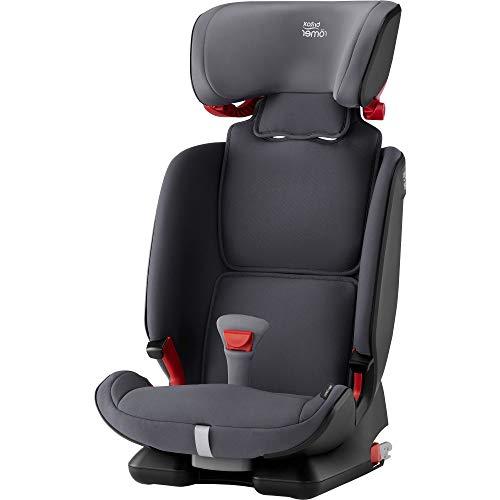 Britax Römer Kindersitz 9 Monate - 12 Jahre I 9 - 36 kg I ADVANSAFIX IV M Autositz Isofix Gruppe 1/2/3 I...