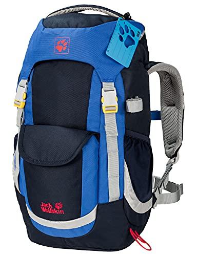 Kinderrucksack für Tagestouren, Wanderrucksack für Kinder ab 6 Jahren mit bequemer Passform, 20 L...