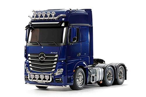 TAMIYA 56354 Mercedes-Benz 1:14 RC MB Actros 3363 Pearl Blue vorl, blau