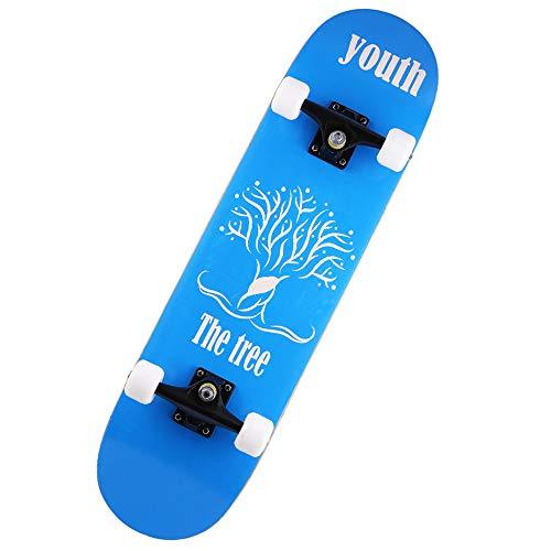 Penny Board Complete Skateboards Cruiserboosted Board 7-stöckiges Ahorndeck für Erwachsene für...