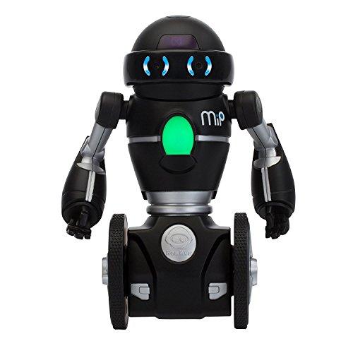 WowWee - 0825 - Mip, Spielzeug-Roboter, silber-schwarz