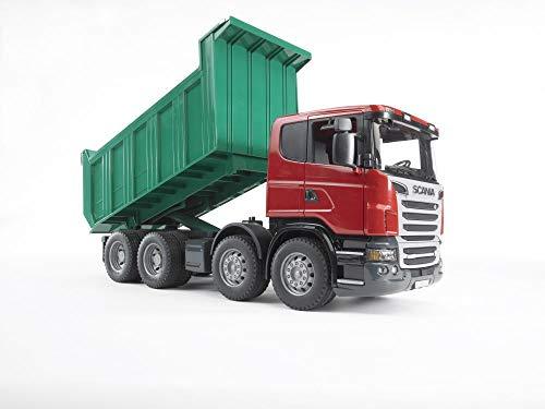 Scania Kipp-LKW von Bruder