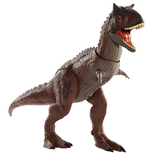 Jurassic World GNL07 - Animation Carnotaurus 'Toro', Spielzeug ab 4 Jahren