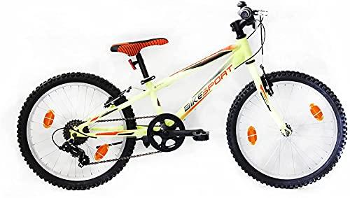 BIKE SPORT LIVE ACTIVE Bikesport Rocky 20 Zoll Jugend Fahrrad jungenfahrrad Kindefahrrad Kinderrad...