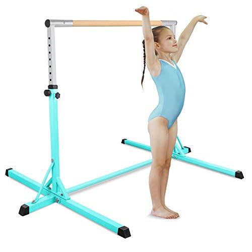 FBSPORT Gymnastics Reck Gymnastics Garden Bar für Kinder Kinder Home Gym Ausrüstung High Rod Gymnastics...