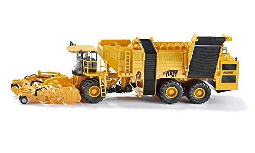 Siku 4060, ROPA Rübenroder, 1:32, Metall/Kunststoff, Bewegliche Teile, Viele Funktionen, Gelb