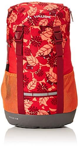 VAUDE Kinder Rucksaecke10-14l Pecki 14, rosebay, one Size, 124576540