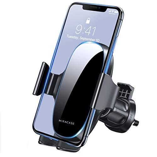 Miracase Handyhalterung Auto Handyhalter fürs Auto Lüftung Universale KFZ Smartphone Halter für iPhone...