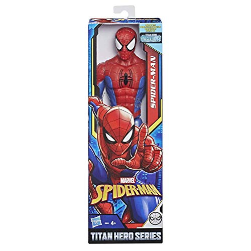 Hasbro E0649EU4 Classic Spider-Man Titan Hero Power FX
