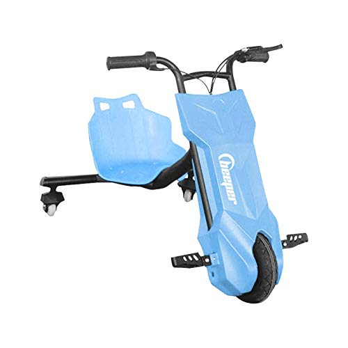 Beeper – Drift Trike für Kinder, 12 V, 100 W, Akku Blei 7 Ah, Farbe – Blau