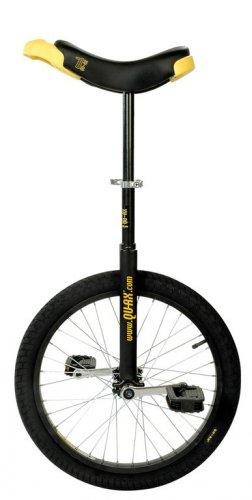 QU-AX Luxus Einrad, Schwarz, Einheitsgröße