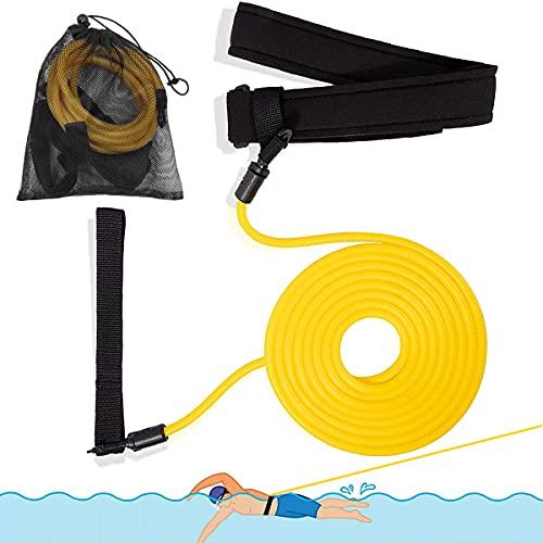 Pool Schwimmgürtel, Schwimmtraining Gürtel, Schwimmgürtel Erwachsene, Schwimmwiderstand Gürtel,...