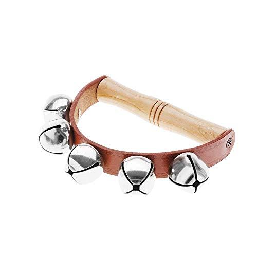 Detazhi Tamburiner Handbell Kid Kind Frühe pädagogische Musikinstrument Rhythmus Beats Schütteln...