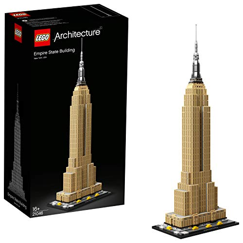 LEGO 21046 - Architecture Empire State Building, Bauset