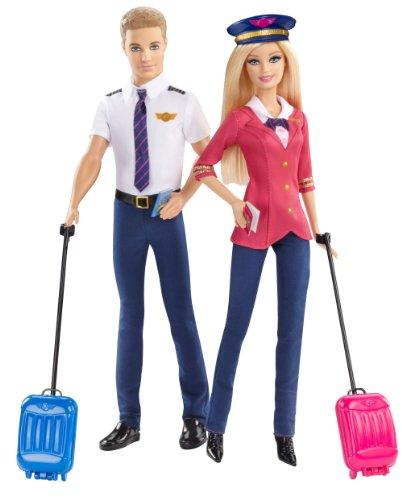 Barbie Special Edition: Barbie und Ken als Pilot