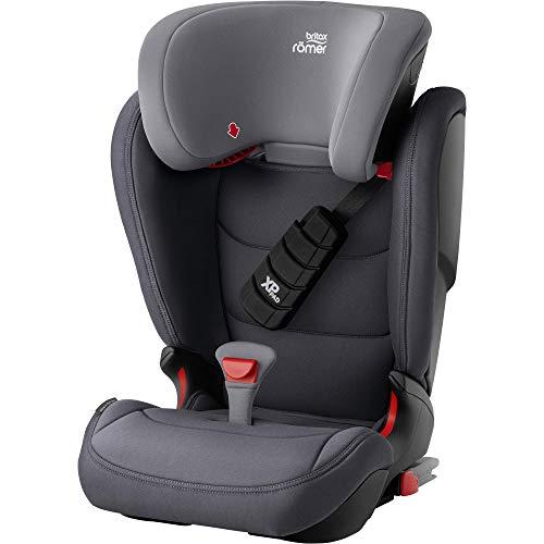 BRITAX RÖMER Kindersitz 15-36 kg KIDFIX Z-LINE, verbesserter Frontalaufprallschutz für Kinder von 15 -...