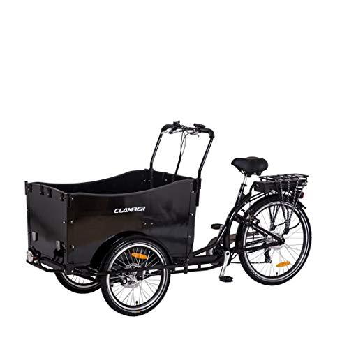 E-Lastenrad E-Donkey Kinder E-Lastenfahrrad, Elektro Lastenfahrrad, Kindertransport,Transport, E-Bike,...