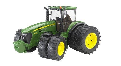 Bruder 03052 TOYS John Deere 7930 Traktor mit Zwillingsbereifung