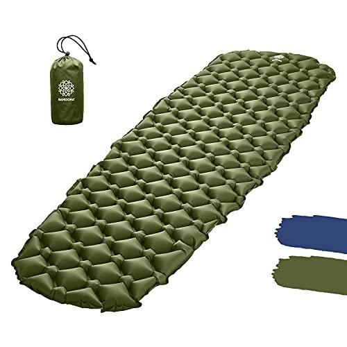 Bahidora Isomatte Outdoor. Isomatte Camping Ultraleicht. Camping Matratze. Outdoor Matratze. Schlafmatte...