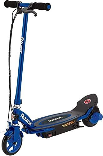 Razor Unisex-Youth Powercore E90, blau, one size