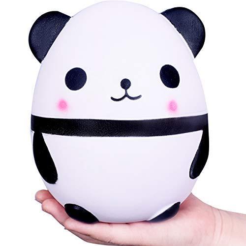 WeYingLe Squishy Jumbo Langsam steigende Panda Creme duftende Kawaii Squishies Spielzeug reizendes...