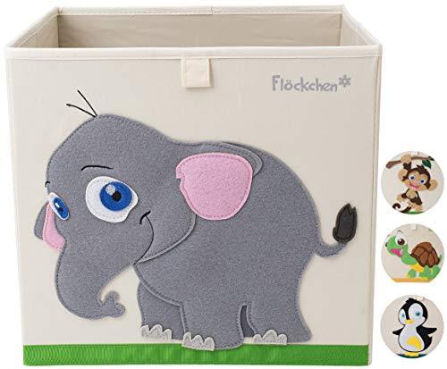 Spielzeug-Aufbewahrungsbox von Flöckchen