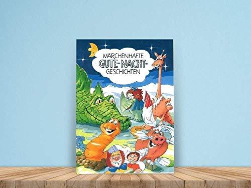 Personalisierte Gute-Nacht-Geschichten - ein märchenhaftes Kinderbuch mit dem Namen des Kindes