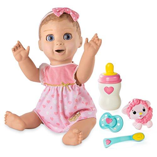 Luvabella - Interaktive Baby-Puppe
