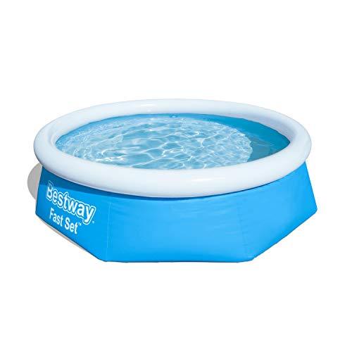 Bestway Fast Set Pool ohne Pumpe, rund, 244 x 66 cm