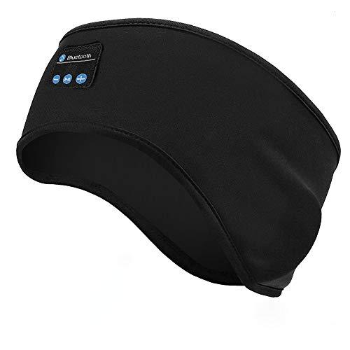 Schlafkopfhörer Bluetooth, Linkax Schlaf Kopfhörer 5.0 Bluetooth Kopfhörer, Geschenke für Männer,...