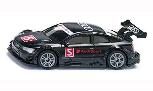 Siku 1580, Audi RS 5 Racing Rennwagen, Metall/Kunststoff, Multicolor, Großer Heckflügel,...