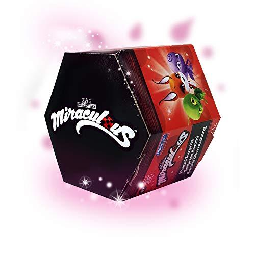 BANDAI P50500 Miraculous Ladybug-Überraschungsbox mit Kwami-Minifigur zum Sammeln-Zufällig...