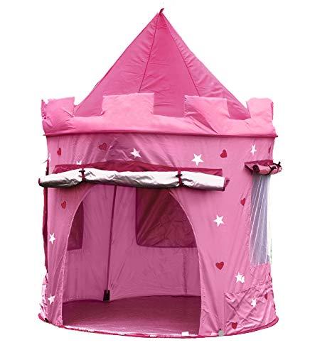 Kinderspielzelt Grosse Kinderzelt, Spielzelt Prinzessin Traum Schloss Burg Haus für Mädchen, im...