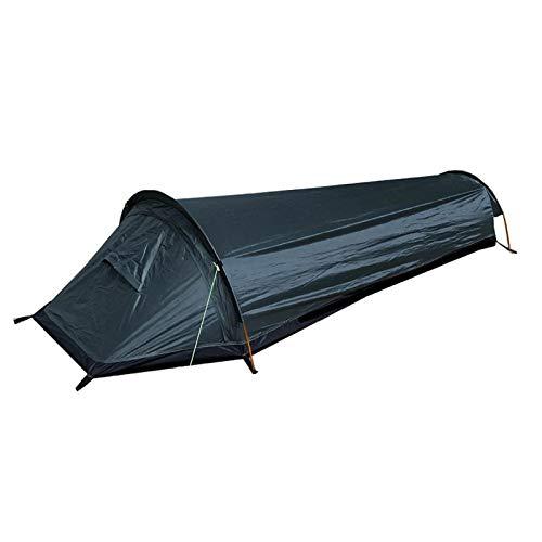 Biwaksack,Trekkingzelt Campingzelt,Persönliches Biwakzelt,Eine Personen Zelt,Tal-Campingzelt,...