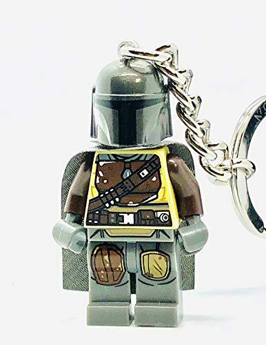 LEGO® Star Wars™ Schlüsselanhänger mit dem Mandalorianer 854124