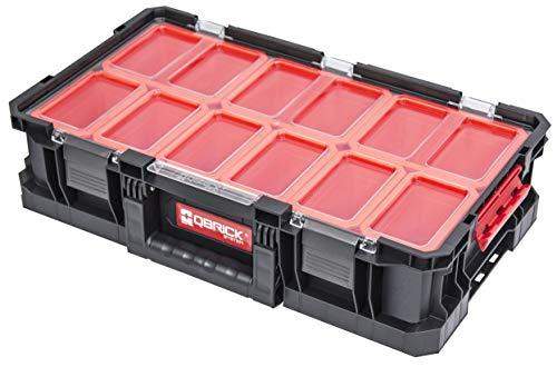 XL Modular Wählbar Werkzeugtrolley, Werkstattkoffer Set, Werkstattwagen Set aus'Q-Brick' Serie mit viel...