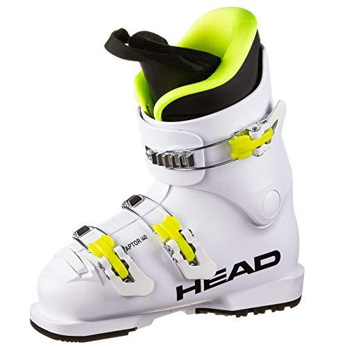 HEAD Kinder Skischuhe Raptor 40' Weiss (100) 21,5