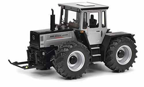 Schuco 450760700 MB 450760700-MB trac 1800 Intercooler 1:32, Modellauto, Modellfahrzeug, grau