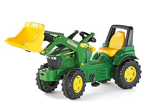 Rolly Toys S2671002 710027 - rollyFarmtrac John Deere 7930 Tretfahrzeug (für Kinder ab drei Jahre,...