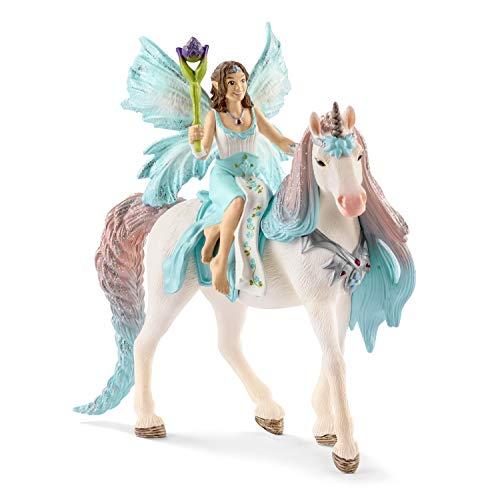 Schleich 70569 - Eyela mit Prinzessinnen-Einhorn